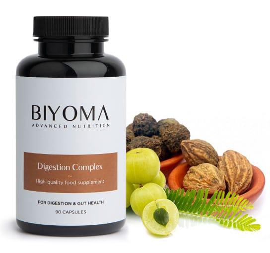 Digestion Complex - biyoma digezyme triphala 2