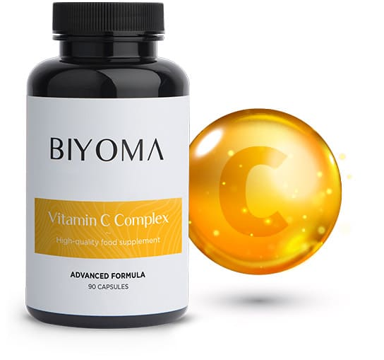 Vitamine C - biyoma vitamin C