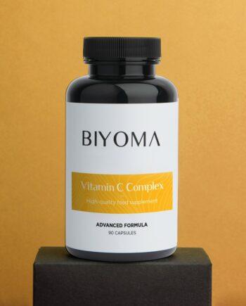 Vitamine C Complex voor energie en immuniteit